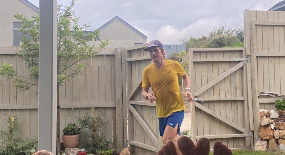 Quarantine MVP's: Ryan Sandes' At-Home 100-Miler