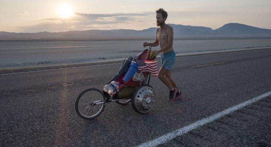 Inside A 3700-Mile Run Across America