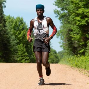 Coree Woltering Sets New FKT On Iconic Ice Age Trail