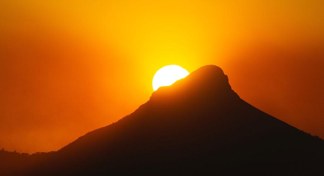 Running as the Sun Rises