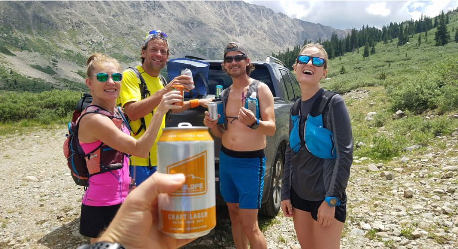 TRAIL STOKE: The Joy (and Purpose) of a Post-Run Beer