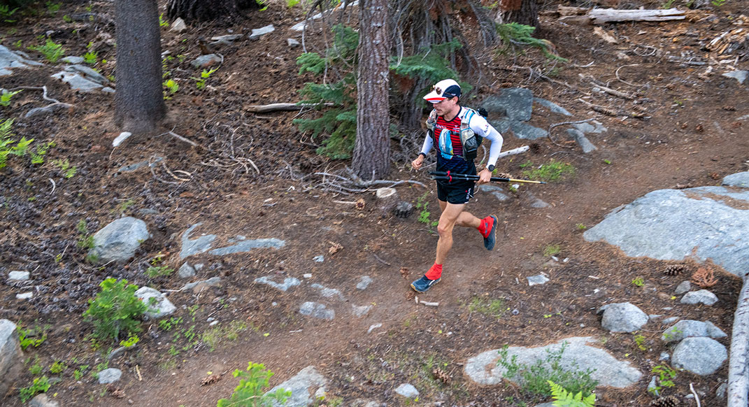 Fast Feats On The Tahoe Rim Trail