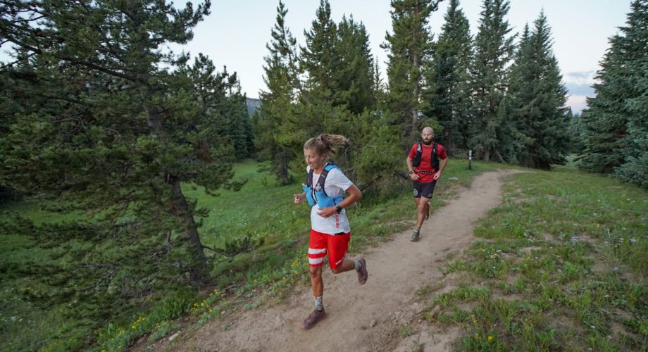 Courtney Dauwalter Just Began An Attempt To Break The Coveted Colorado Trail FKT