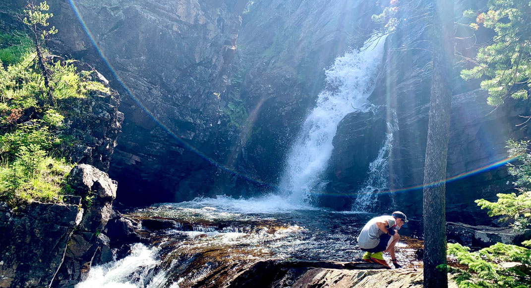 TRAIL STOKE: Why We Love Running Near Waterfalls