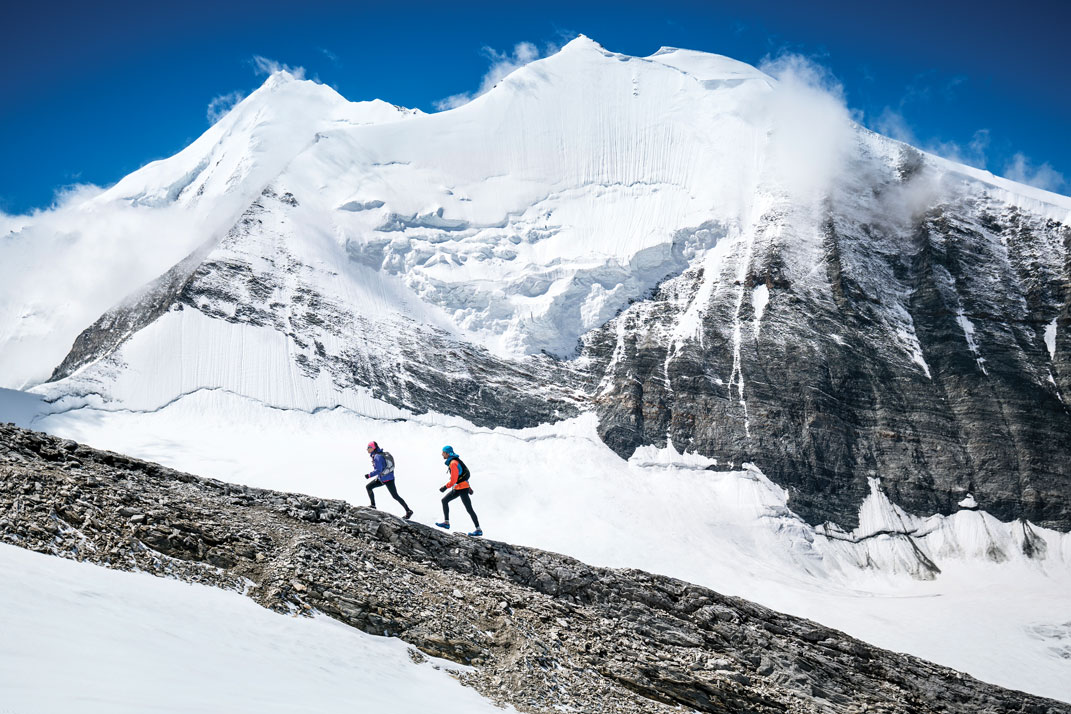 swiss.barr .ridge The Swiss Mix | Trail Runner Magazine