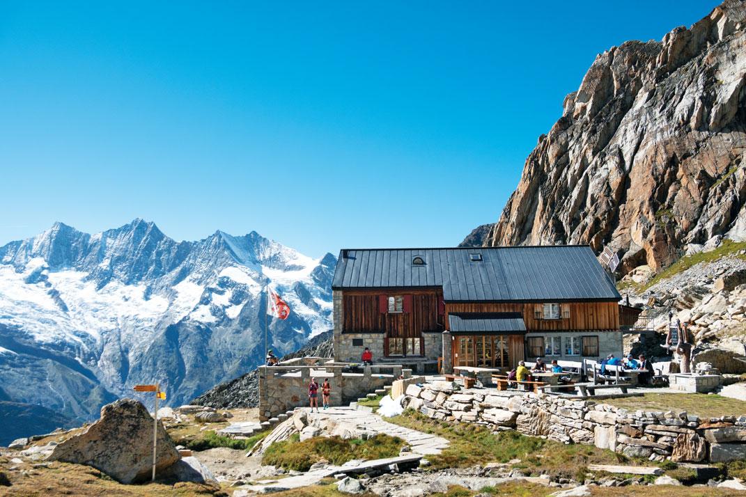 swiss.weiss .hut The Swiss Mix | Trail Runner Magazine