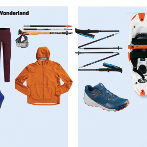 WINTER GEAR KITS: Running in a Winter Wonderland