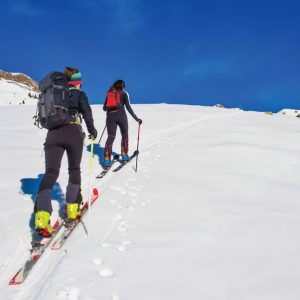 Ski Mountaineering For Trail Runners
