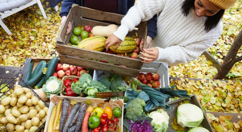 Why Trail Runners Should Eat Local, Seasonal Produce