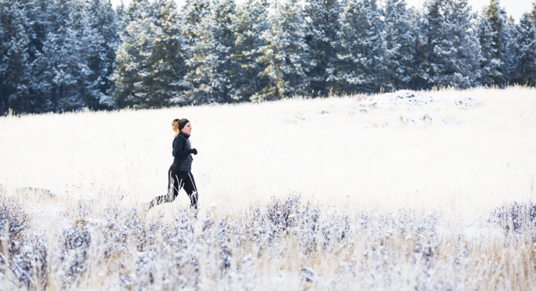 Struggling With Motivation For Winter Training? Here's How To Get Going
