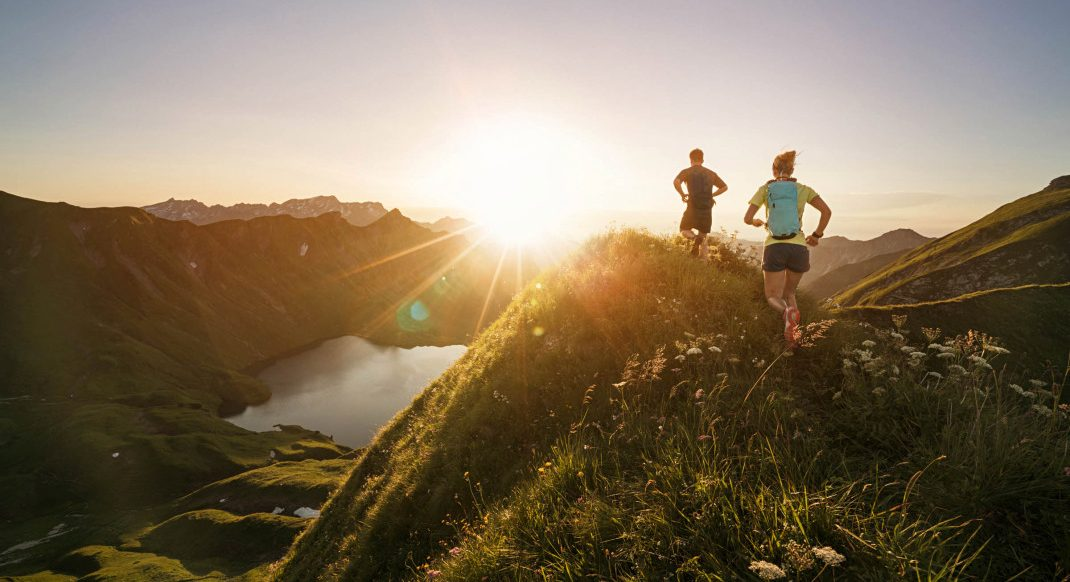 Adventurous Trail Running Is Good for Your Mental Health