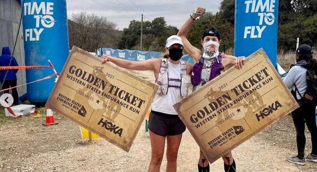 Healthcare Worker Katie Asmuth Wins Bandera 100K With A Broken Nose And Bloodied Knees