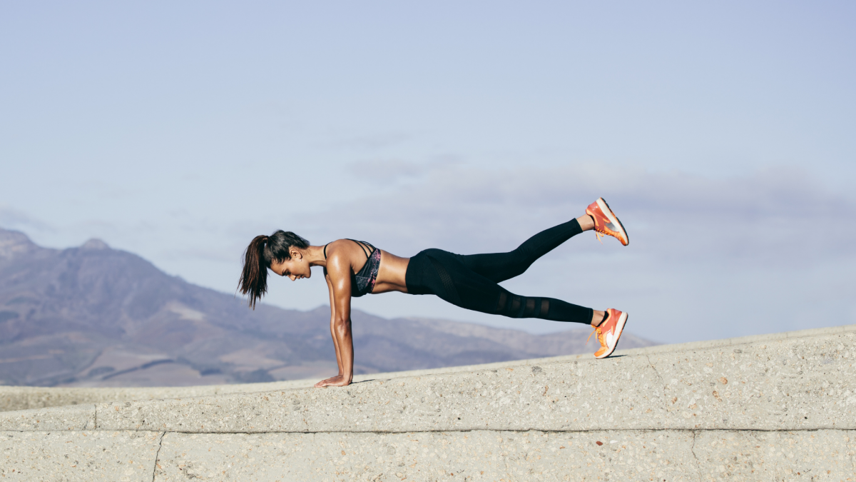 Build A Strong Core For Trail Running