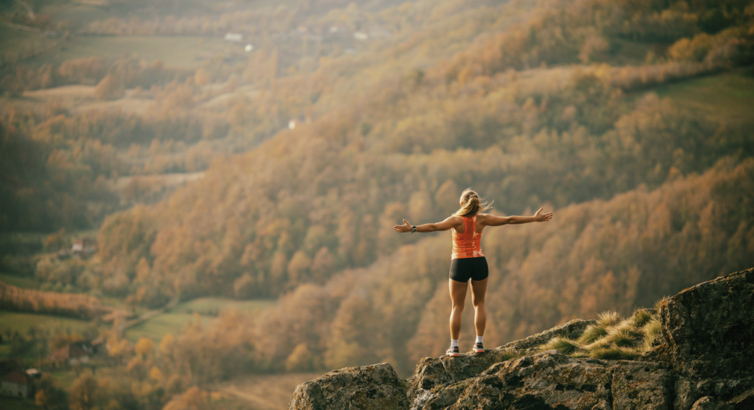 How to Find Your Purpose—in Running or Life