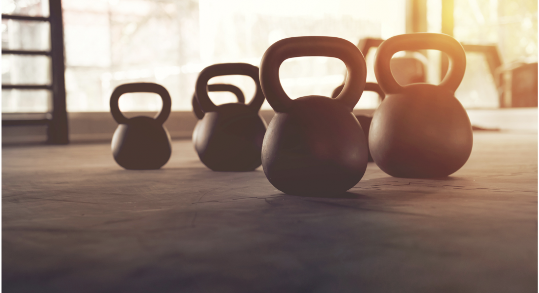 5-Exercise Dynamic Kettlebell Strength Workout for Trail Runners