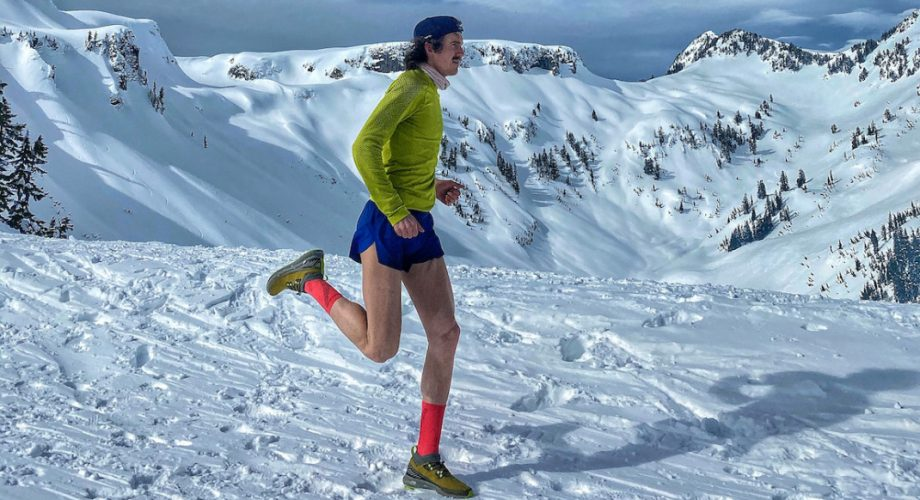 The Injuries You Can't See: How David Laney Learned to Manage His Running Dependency