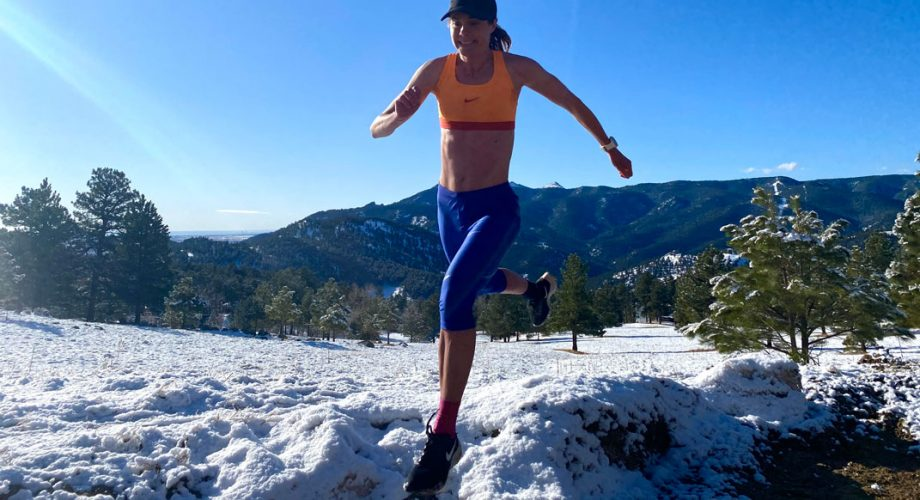 8 Workouts To Improve Uphill Running