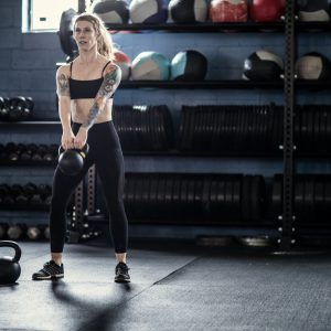 Advanced Kettlebell Workout for Trail Runners