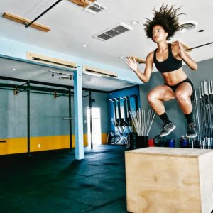 Plyometrics for Faster, Farther Trail Running
